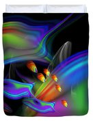 Underwater View 2 Duvet Cover