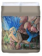 Underwater Wondering Duvet Cover