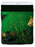 Underwater Wonderland  Diving The Reef Series. Duvet Cover