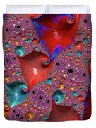 Underwater World - Series Number 33 Duvet Cover