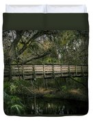 Undisturbed By Time Duvet Cover