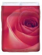 Une Rose D'amour Duvet Cover