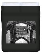 Unfinished Church Duvet Cover