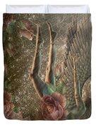 Unicorn Angel 2 Duvet Cover