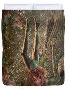 Unicorn Angel Duvet Cover