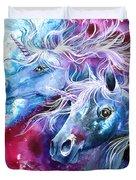 Unicorn Magic Duvet Cover