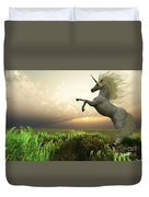Unicorn Stag Duvet Cover