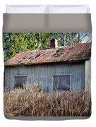 Uninhabited House Duvet Cover