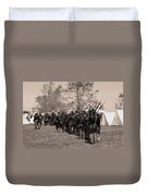 Union Formation Duvet Cover