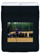 Union On The Move Duvet Cover