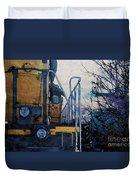 Union Pacific 1474 Duvet Cover