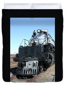 Union Pacific Big Boy I Duvet Cover