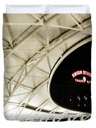 Union Station Denver Duvet Cover