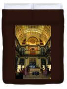 Union Station Lobby Duvet Cover