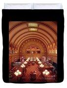 Union Station - St. Louis Duvet Cover