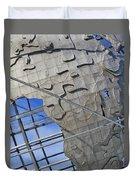 Unisphere Close Up 2 Duvet Cover