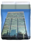 United Nations Duvet Cover