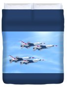 United States Air Force Duvet Cover