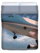 United States Air Force One Duvet Cover