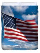 United States Of America Duvet Cover by Steve Gadomski