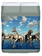 Unity Duvet Cover by Corey Ford