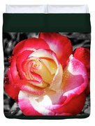 Unity Rose Duvet Cover