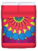 Universal Flower 2 Duvet Cover