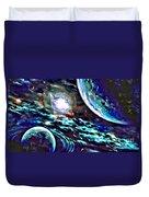 Universe #0071 Duvet Cover