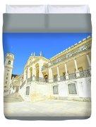 University Of Coimbra Duvet Cover