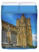 University Of Michigan Ann Arbor Duvet Cover