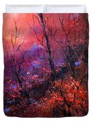 Unset In The Wood Duvet Cover