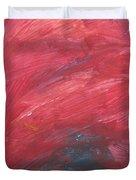 Untitled 105 Original Painting Duvet Cover