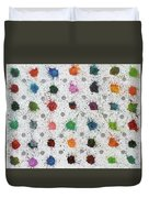 Untitled No 4 Duvet Cover