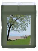 Try And Catch The Wind Duvet Cover
