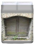 Unused Door Duvet Cover