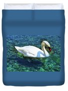Unusual Beauty Duvet Cover
