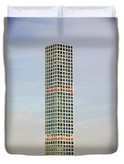 Up In The Air Duvet Cover