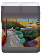 Up Metcalf Duvet Cover