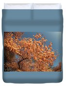 Up To The Cherry Flowers Duvet Cover