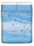 Up, Up And Away Duvet Cover