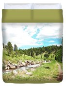 Upcreek  Duvet Cover