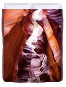 Upper Antelope Canyon 3 Duvet Cover