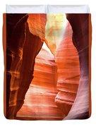 Upper Antelope Canyon 5 Duvet Cover
