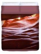 Upper Antelope Canyon 6 Duvet Cover