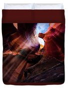 Upper Antelope Canyon Duvet Cover