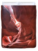 Upper Antelope Lights Duvet Cover