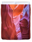 Upper Canyon 31 Duvet Cover