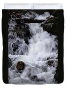 Upper French Creek 1 Duvet Cover