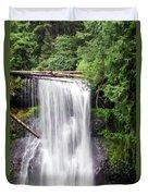 Upper North Falls 3 Duvet Cover