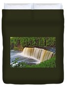 Upper Tahquamenon 6229 Duvet Cover